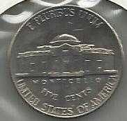 US 1994 D Jefferson Nickel
