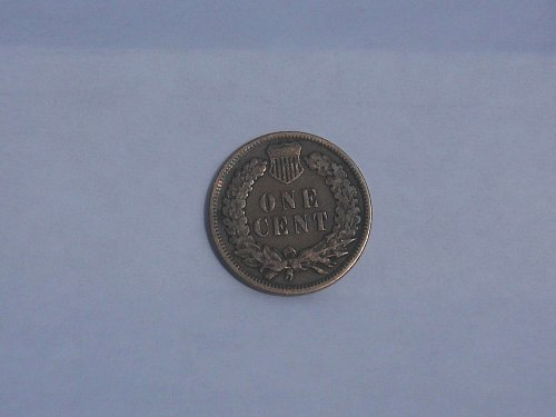 1906 BROWN INDIAN HEAD SMALL CENT