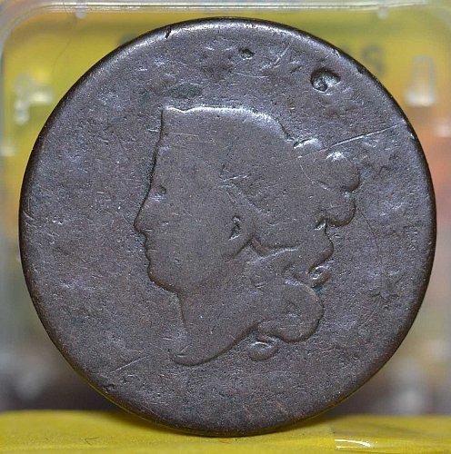 AG-G 1819 Large Cent (Good Cents)