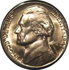 1947 Jefferson nickel in perfect condition