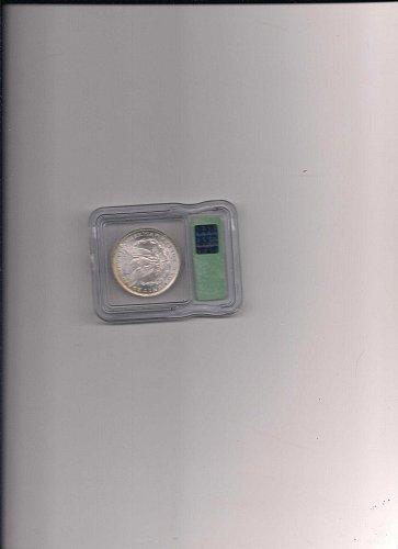 1884 O ICG ms 63 morgan silver dollar brilliant uncirculated