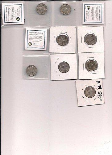buffalo nickels