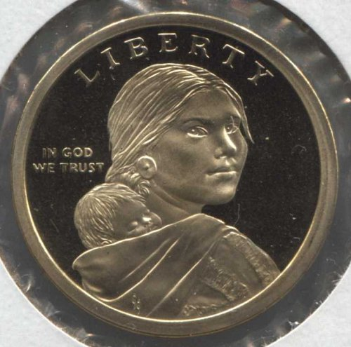 2009 S Sacagawea Dollar Proof Mint Condition Less Common