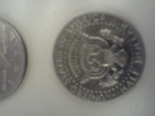 3 1972 D and 2 1972 P Half Dollars