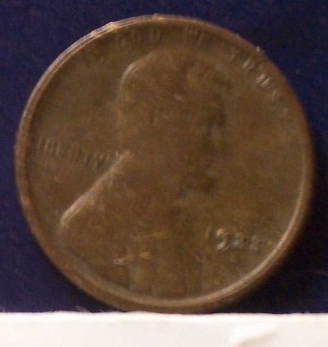 1923 S Wheat Penny