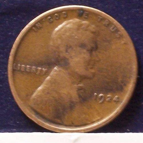 1924 P Wheat Penny