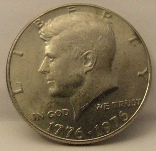 1976 P Kennedy Half Dollar Nice!