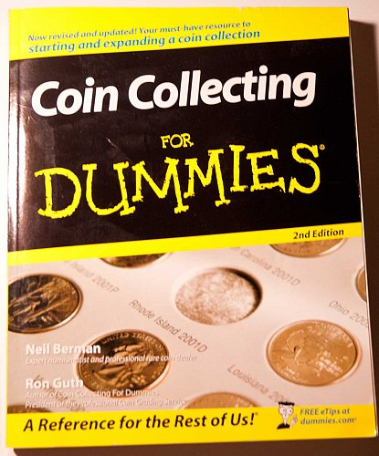 Coin Collecting for Dummies, 2nd Edition