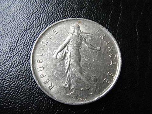 1971 5 Francs