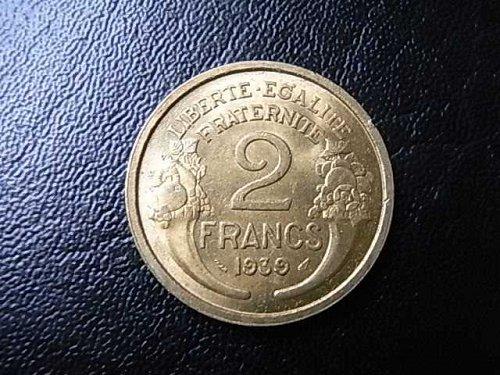 1939 2 Francs