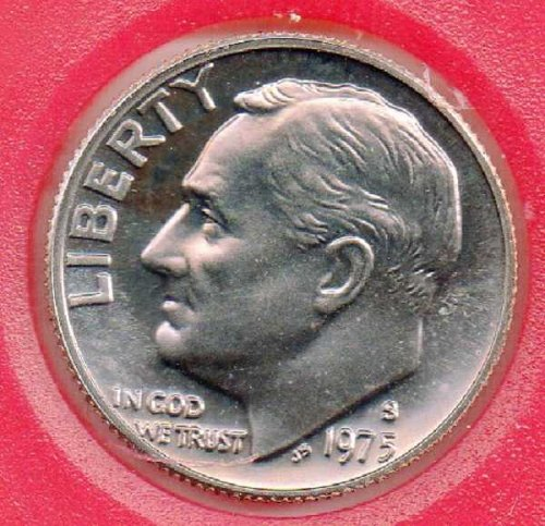 1976S Proof Roosevelt Dime