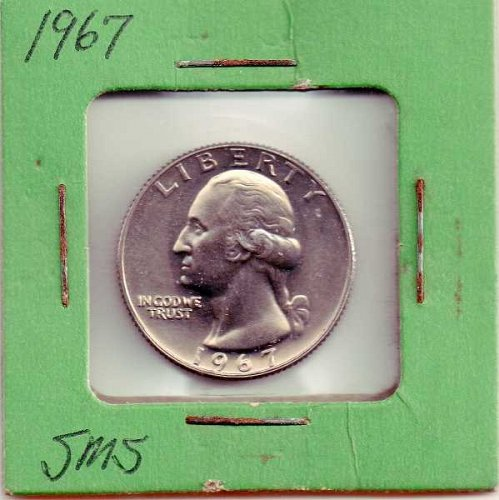 19*67 SMS Washington Quarter