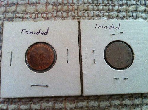 Trinidad coins