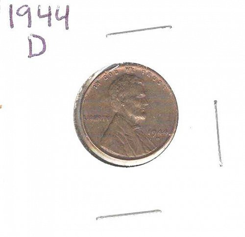 1944-D Wheat Cent