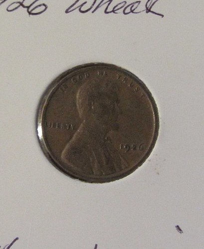 1926 P LINCOLN WHEAT CENT