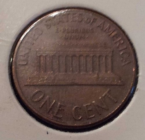 1960 D LINCOLN MEMORIAL CENT SMALL DATE