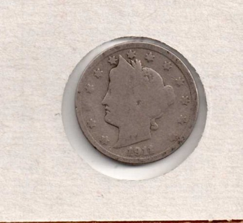 1911p Liberty Nickel