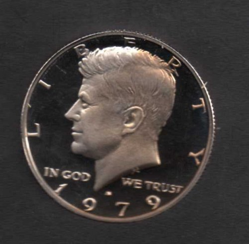 1979 s Proof Kennedy Half Dollar