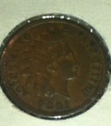 1907 P Indian Head Cent