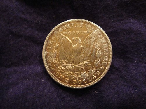 1902-O Morgan Dollar MS-64+ (Near Gem) with Outstanding Reverse Toning!
