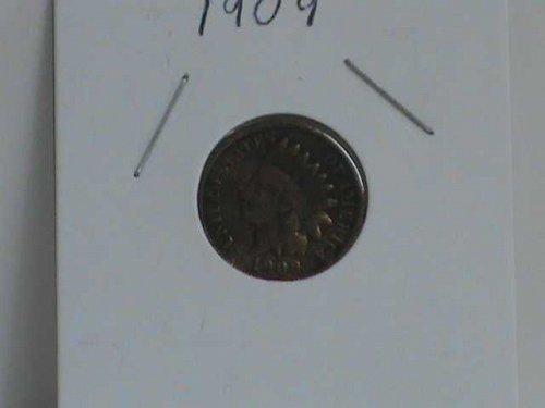 1909 Indian Head