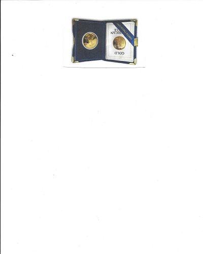 1992w Gold american eagle proof