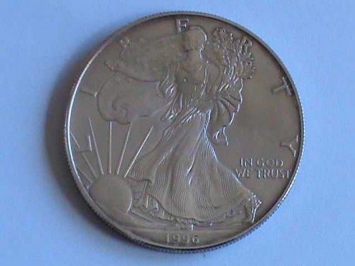 1996 BU Silver Eagle