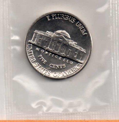 1988 d BU Jefferson Nickel       #2