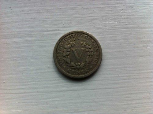 1911 Liberty V-Nickel