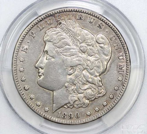 1890 CC Morgan Dollars