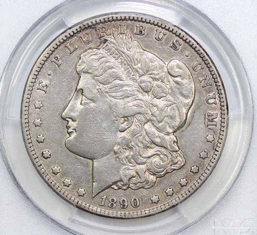 1890 CC Morgan Dollars