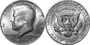 1974  Kennedy Half Dollars