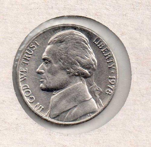 1978 p Jefferson Nickel