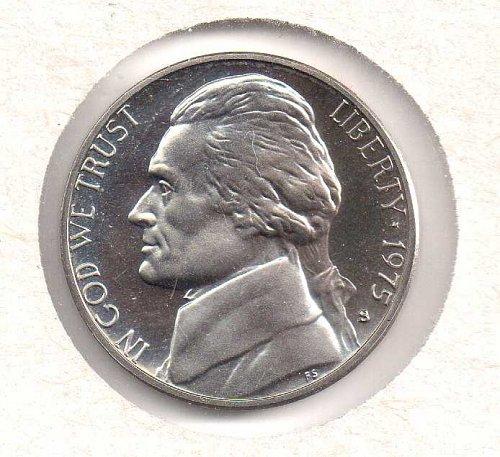 1957 s Jefferson Nickel - Proof