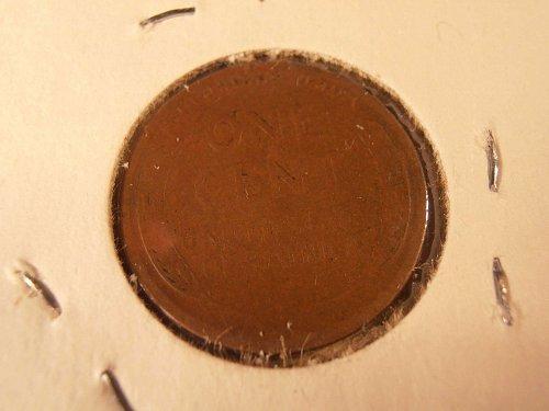 1909 P VDB Lincoln Cent G