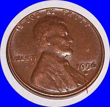 1956 D Lincoln Wheat Cent Small Cents