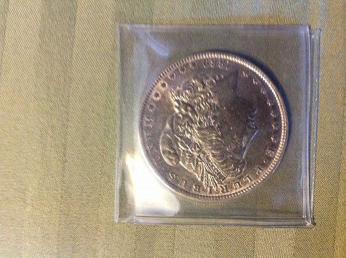 1880 P Morgan Dollar