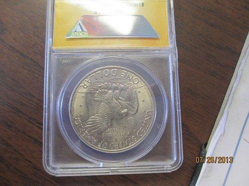 Ike coin