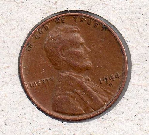 1944 D S Lincoln Wheat Penny D Over S For Sale Buy