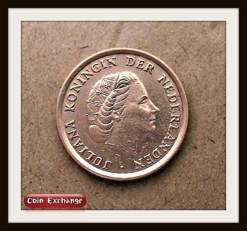 1973  Netherlands 1Cent
