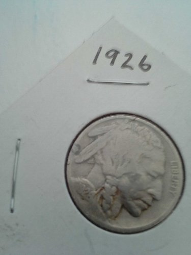 1927 P Buffalo Nickel EF to AU