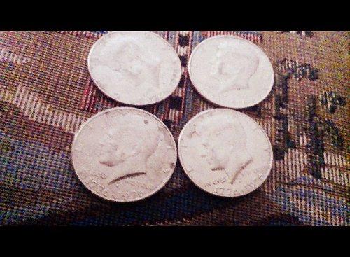 1776-1976 kennedy half dollar