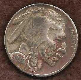 US 1930 Buffalo Nickel