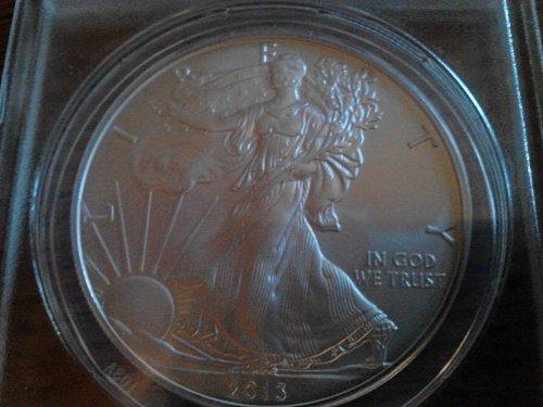 2013 Silver Eagle San Francisco Mint