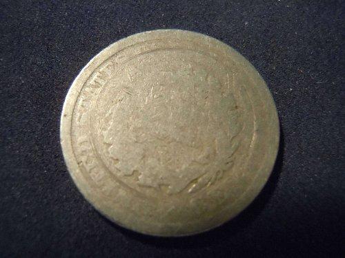 """1895 LIBERTY HEAD """"V"""" NICKEL (A118)"""