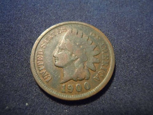 1900 INDIAN HEAD CENT (A169)