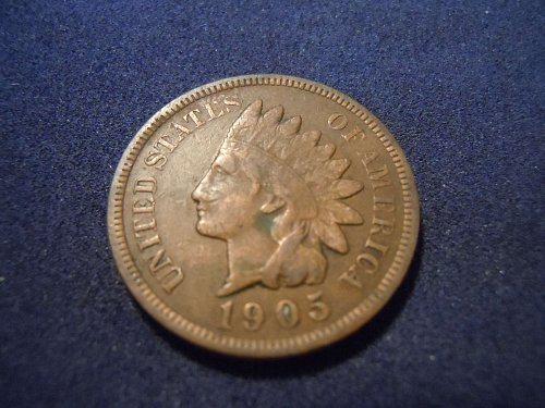 1905 INDIAN HEAD CENT (A170)