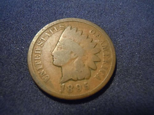 1895 INDIAN HEAD CENT (A172)