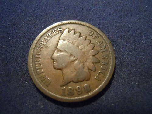 1898 INDIAN HEAD CENT (A173)