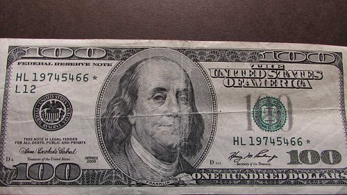 $100 Star Note 2006   (HL19745466*)